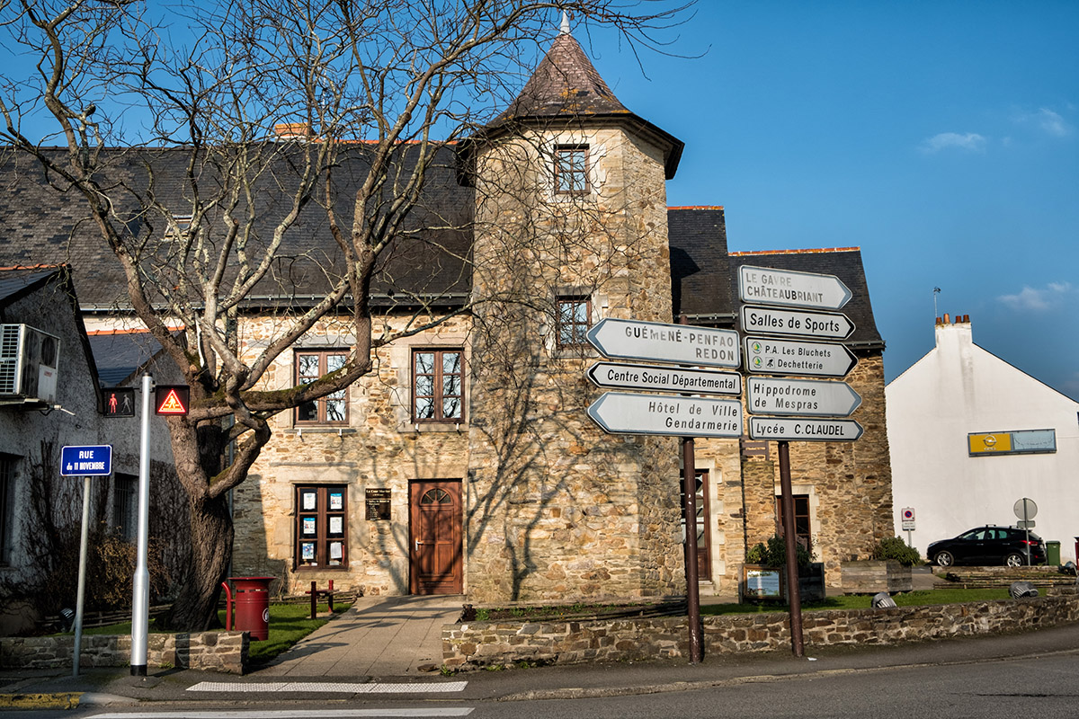 La Cour Mortier, gentillhommière protestante
