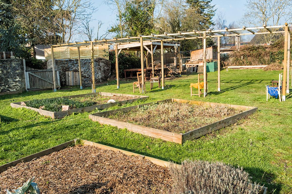 Le jardin collectif