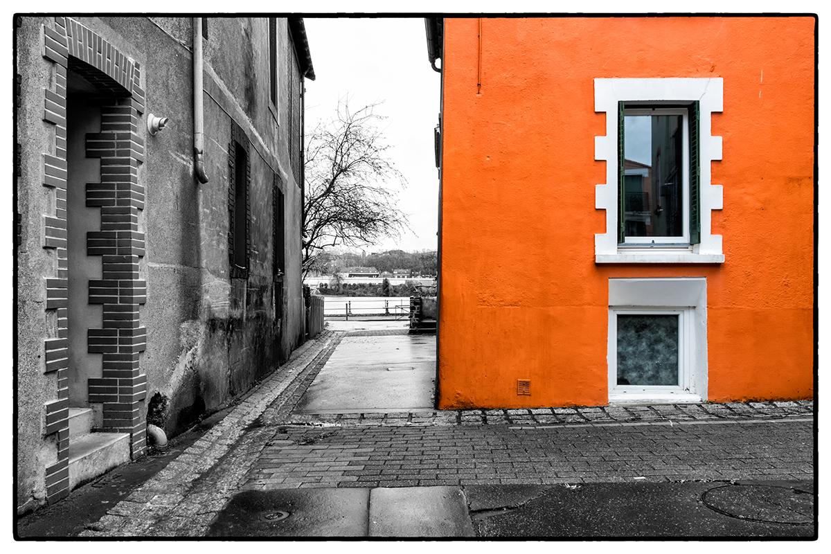 Orange toute !