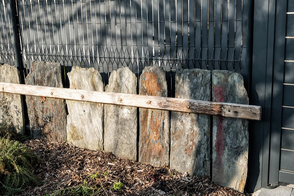 Mur de palis