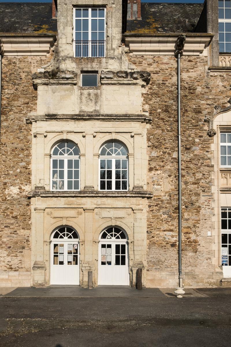 La façade Renaissance