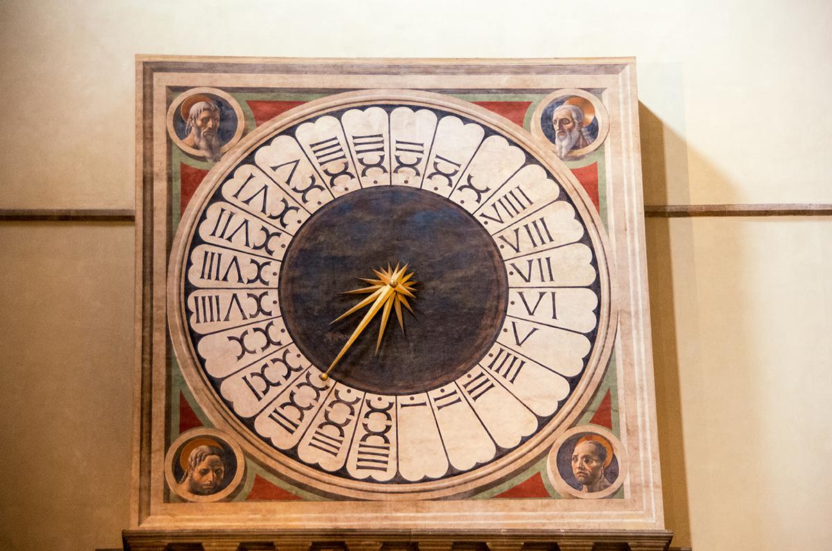 Horloge de la Cathédrale