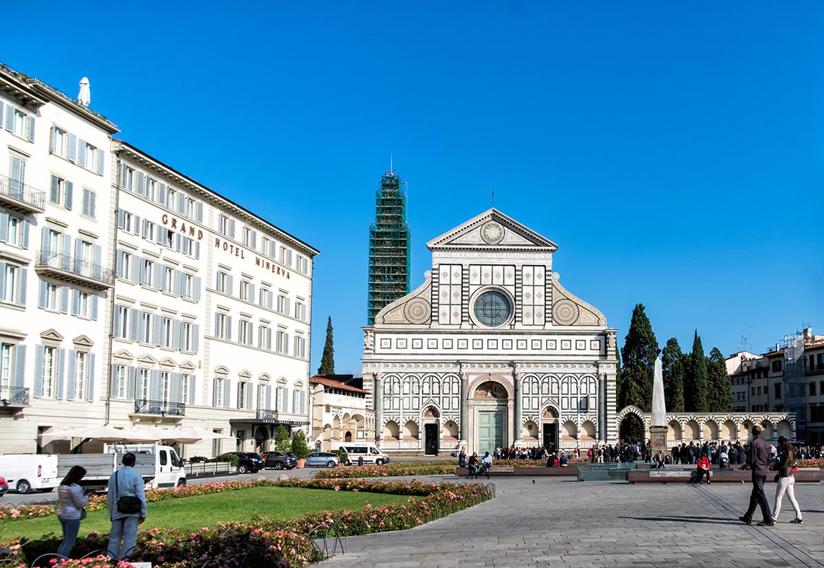 Détail de Santa Maria Novella
