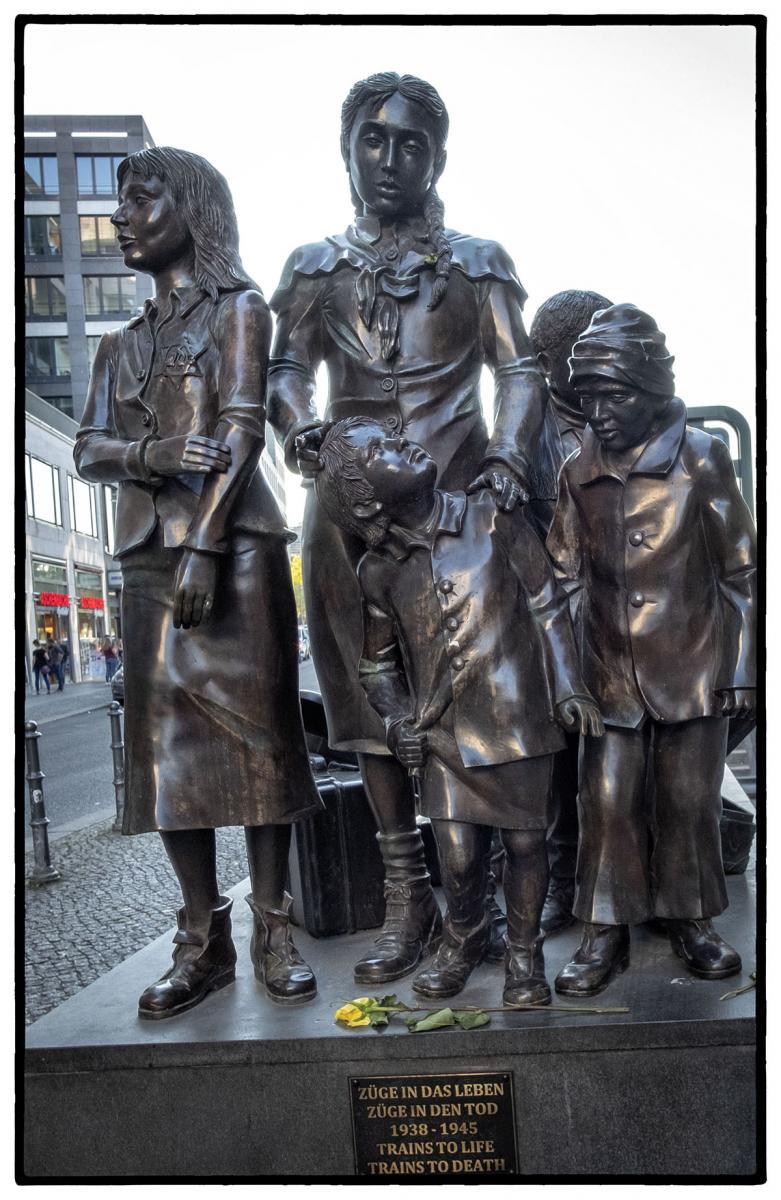 Déportation des enfants juifs