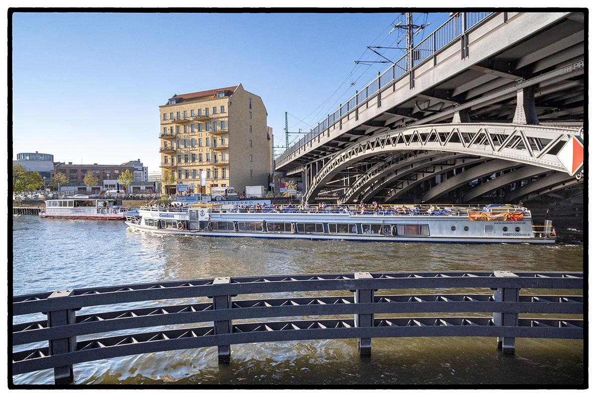 Pont sur la Spree