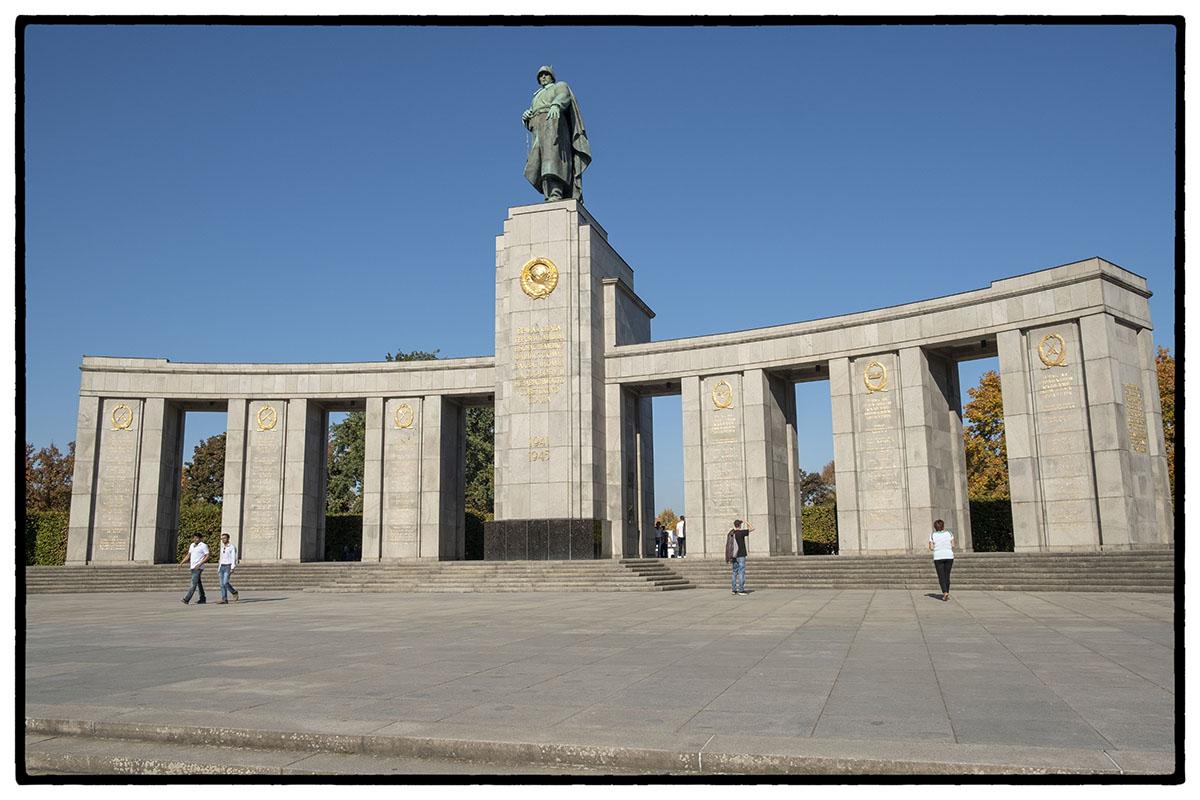 Mémorial soviétique