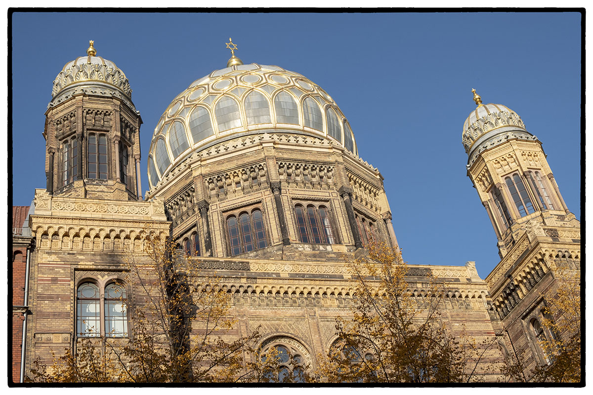 Nouvelle synagogue de Berlin