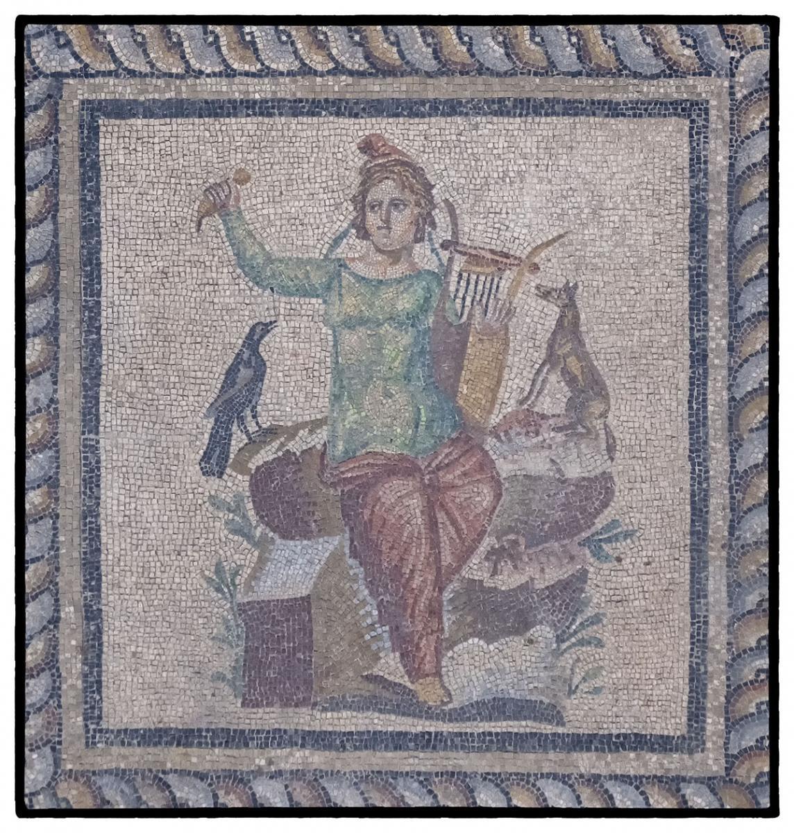 mosaïque romaine