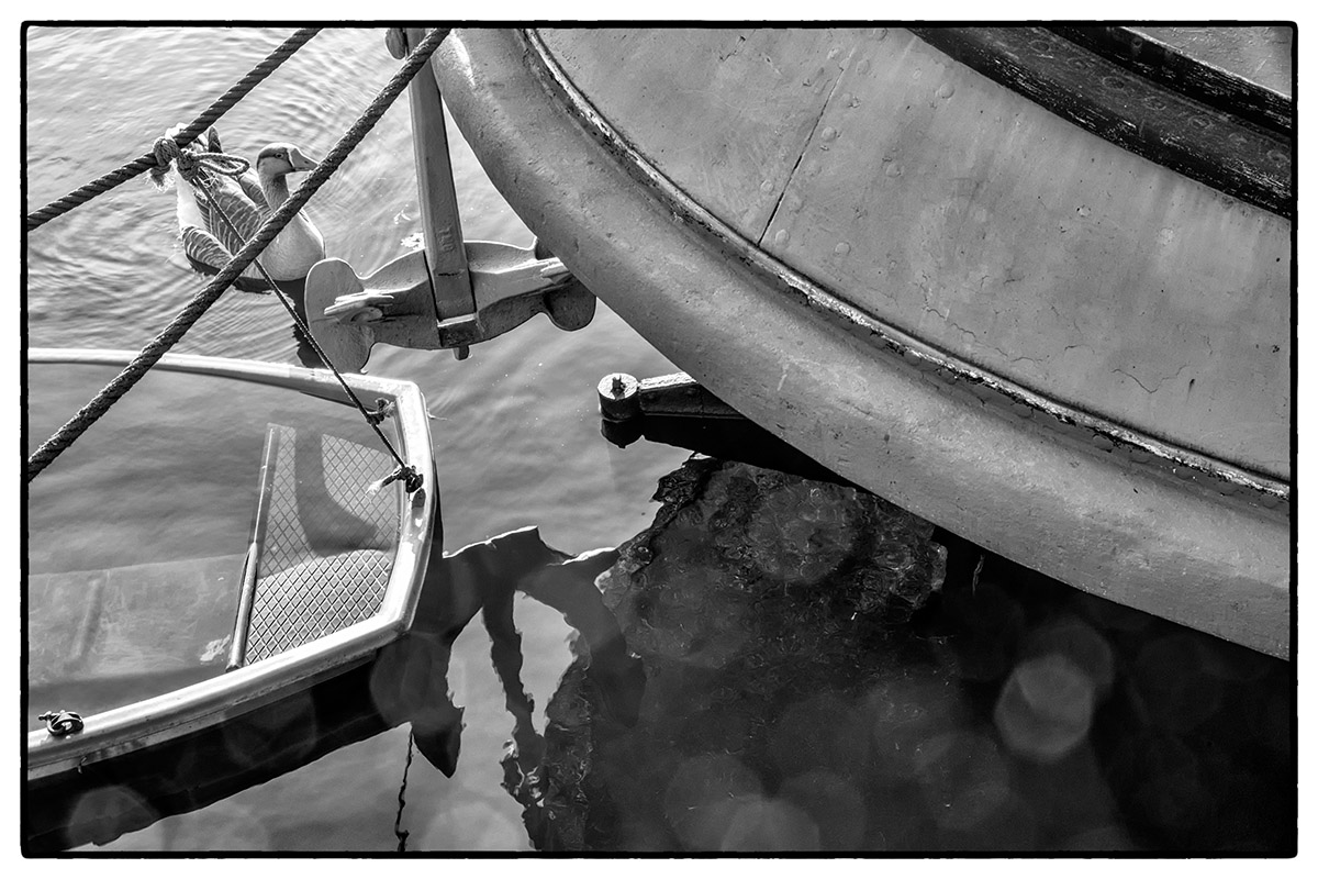le port de Blain