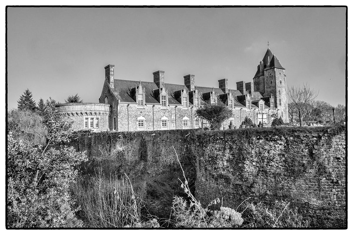 Le château des Rohan