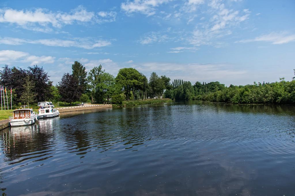 Canal de Nantes à Brest - Redon/Malestroit