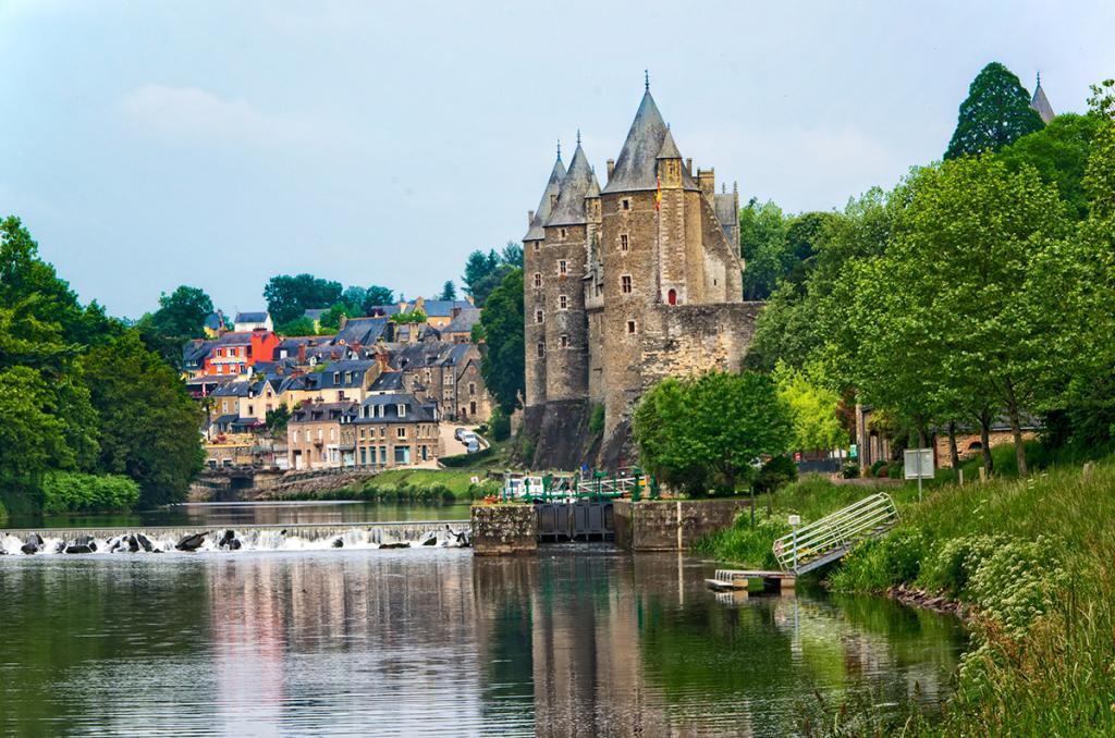 Canal de Nantes à Brest - Malestroit/Rohan