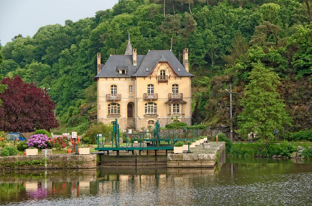 "Rohan - La ""Villa Tranquillité"""