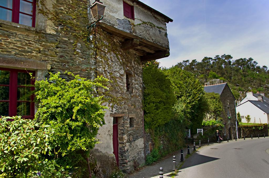 autour de Rochefort en Terre
