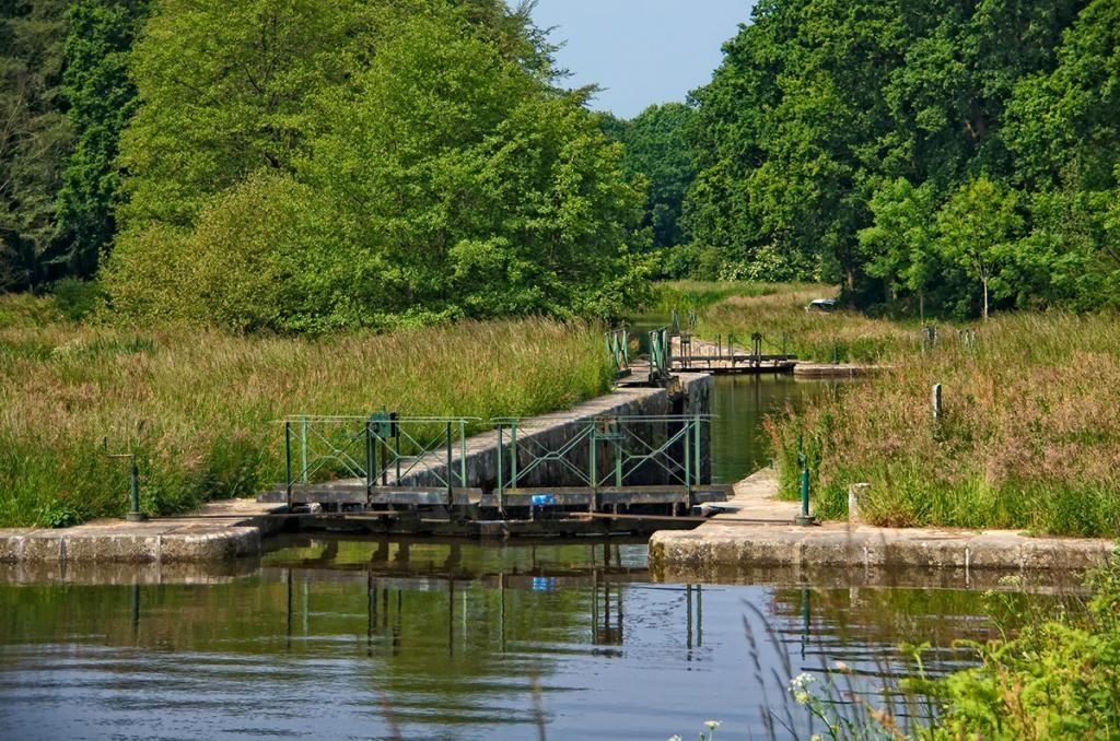 Canal de Nantes à Brest - Rohan/Pont-Gwern