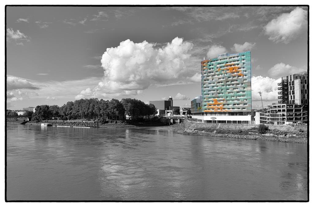 Nantes, de Malakoff au passage Pommeraye