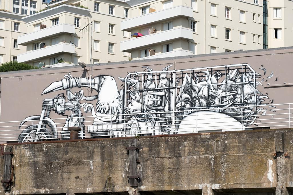 fresque d'Ador et Semor