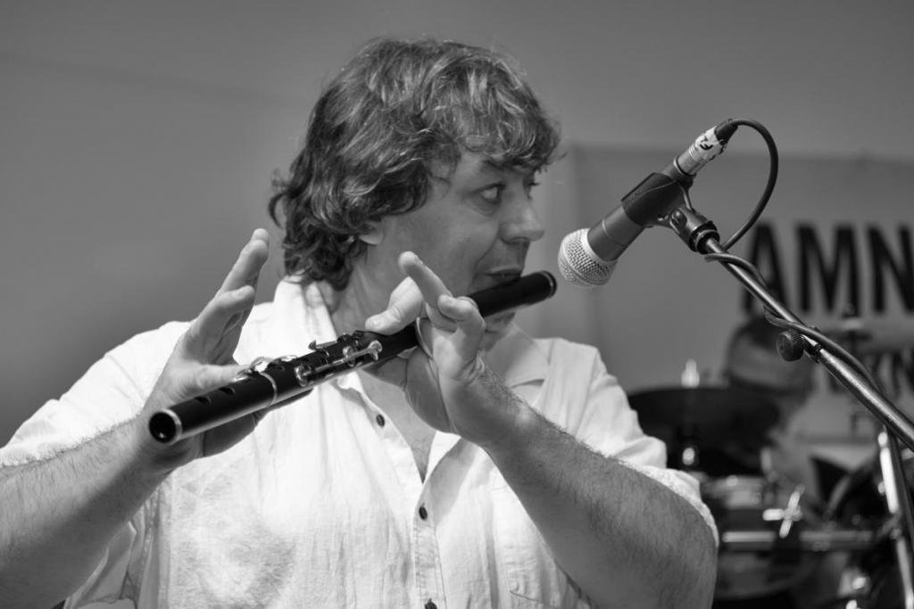 Yannig Alory du groupe Titom