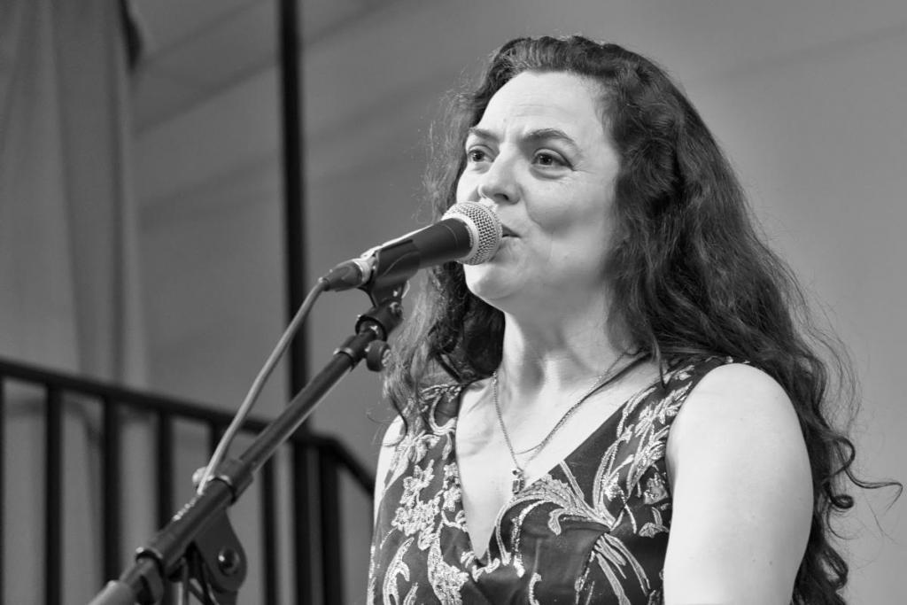 Marthe Vassalo du groupe Loened Fall