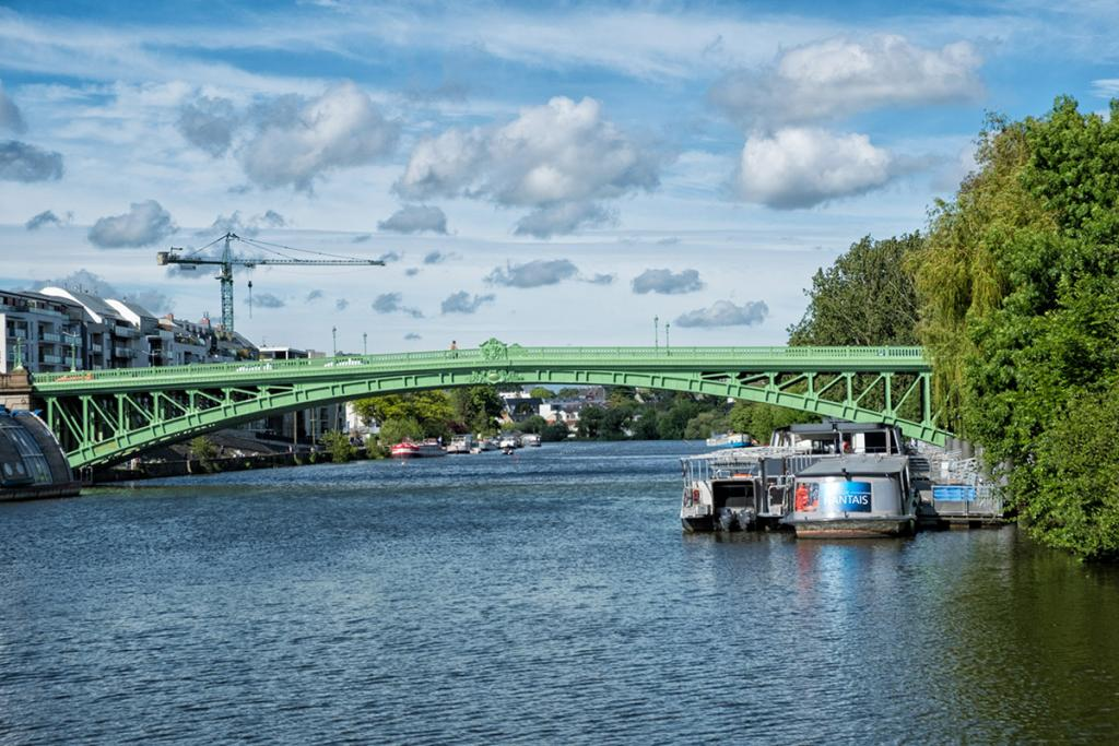 Le Pont d ela Motte Rouge