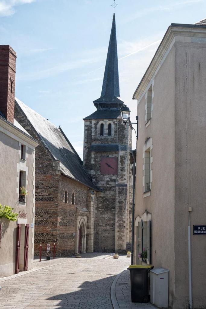 Eglise de Savennière