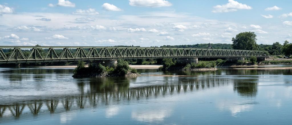 Pont de Saint-Mathurin sur Loire