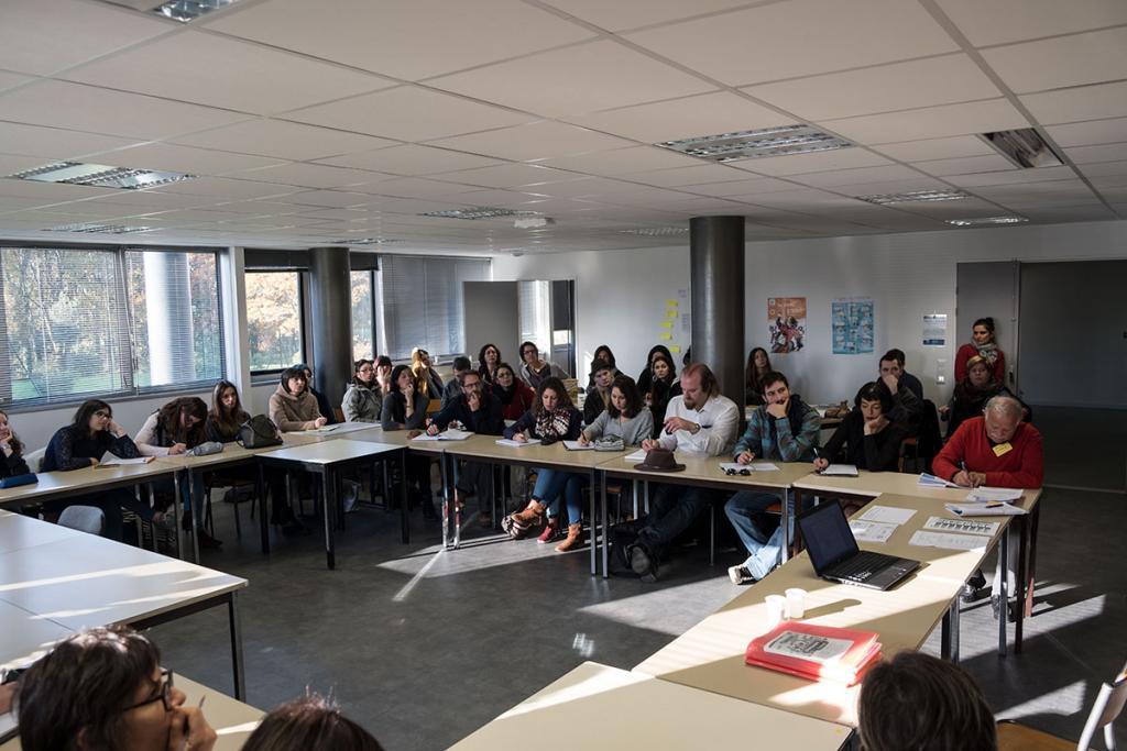 """Atelier """"participation démocratique des enfants dans la classe et à l'école"""""""